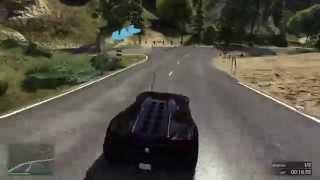 GTA Online Teststrecke