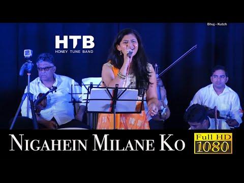 Nigahein Milane Ko Jee Chahta Hai | MAYUR SONI Live | Asha Bhosle | Dil Hi To Hai