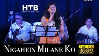 Nigahein Milane Ko Jee Chahta Hai   MAYUR SONI Live   Asha Bhosle   Dil Hi To Hai