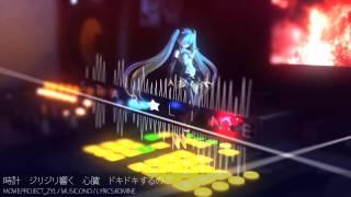 Music: ONO Lyric: Komine Song: MIKU PV: Project_ZYL 朝が来ると、ど...