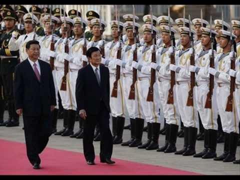 Trương Tấn Sang bị sập bẫy TQ về hồ sơ Biển Đông