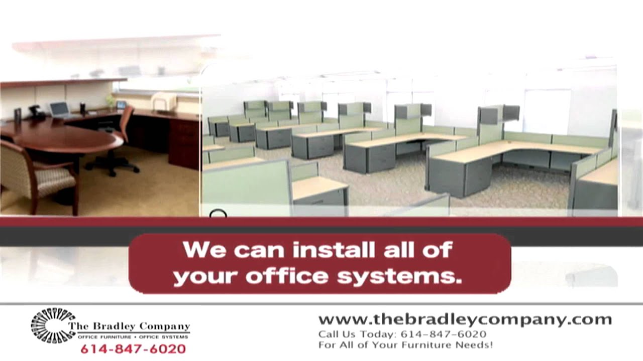 The Bradley Company Columbus Ohio Used Office Furniture YouTube
