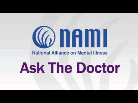 NAMI's Ask the Doctor Calls--Massachusetts Child Psychiatry