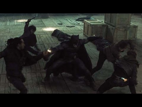 Batman Hand-to-Hand Combat