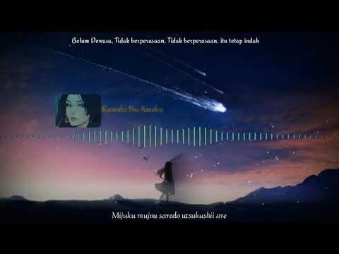 Minami - Kawaki wo Ameku Lirik Indonesia Translation | Domestic na Kanojo OP