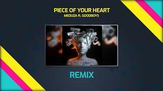 Baixar Meduza Ft. Goodboys - Piece Of Your Heart/Lose Control (Aldy Waani Remix) [Lyrics Video]