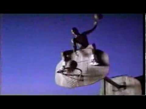 95c64dd7c4a6a Nike Air Flight Huarache Commercial (1992) - YouTube