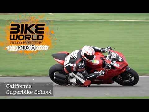 California Superbike School Level 1