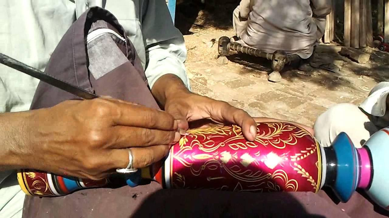 Amazing Wood Handicrafts In Great Pakistan 720p Youtube