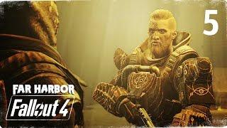 Обряд Посвящения и Мать Тумана  Fallout 4 Far Harbor