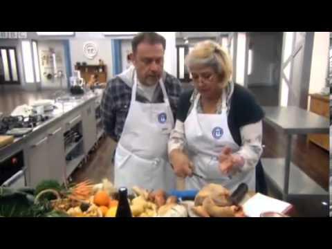Celebrity Masterchef UK 2013 Episode 5