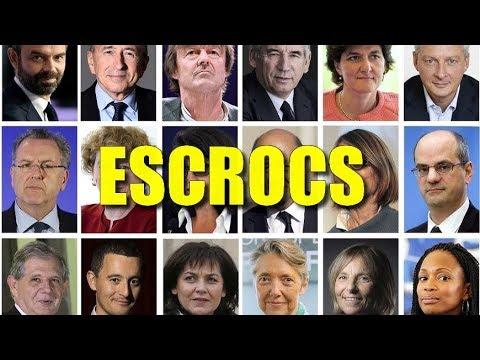 LES ESCROCS DU GOUVERNEMENT DE MACRON RETOURNE LEUR VESTE POUR LE POUVOIR ?!?! PREUVES ET DEBAT