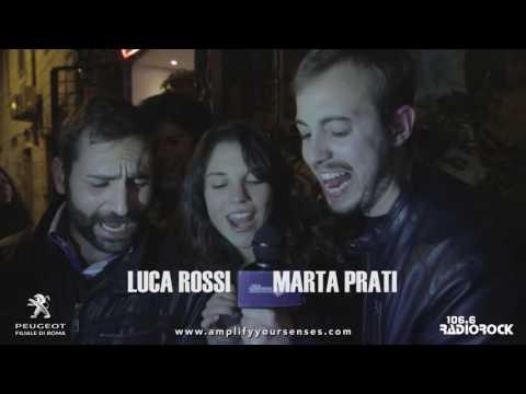 Peugeot Karaoke Rock Car 2016 - Luca Rossi, Marta Prati
