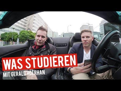 Gerald Hörhan: Was soll ich studieren? Der beste Tipp! (Teil 6 von 11)