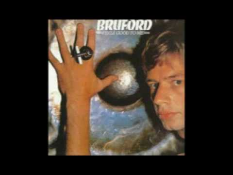 Bruford  Back To The Beginning