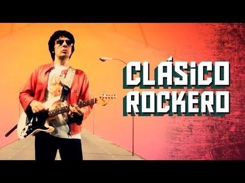 Clásico Rockero (videoclip oficial) | Solo Juanse from YouTube · Duration:  3 minutes 24 seconds