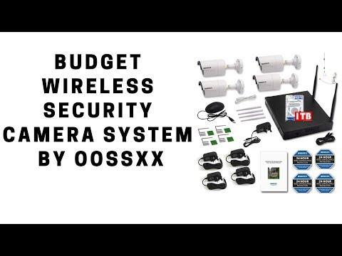 Budget Wireless Security Camera System