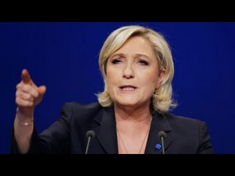 Marine Le Pen steps down as leader of National Front party