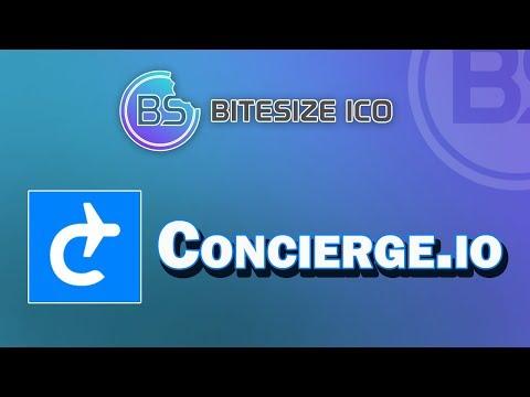 ICO Review: Concierge.io