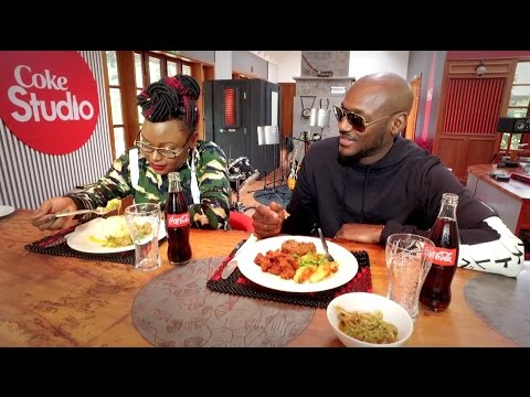Rema from Uganda tastes Okro soup for the first time, watch her reaction