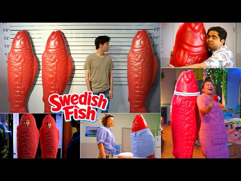 Swedish Fish The #1 Fish Shaped Candy In The World Funny Commercials