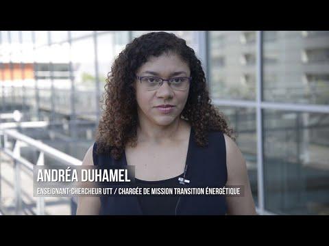 Transition énergétique à l'UTT - Andréa Duhamel & les origines du projet
