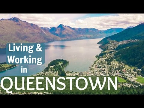 BACKPACKERS GUIDE TO LIVING & WORKING IN QUEENSTOWN, NEW ZEALAND