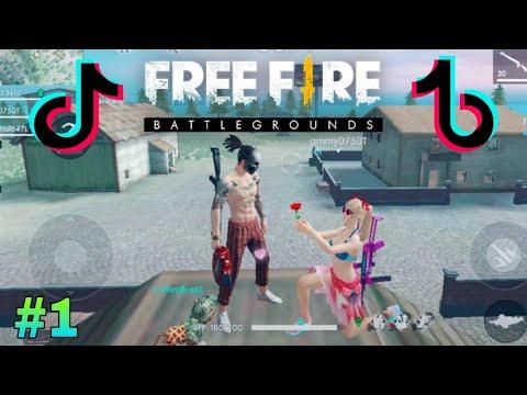When Free Fire Takes On Tik Tok Free Fire Tik Tok Videos Gamingrush Youtube