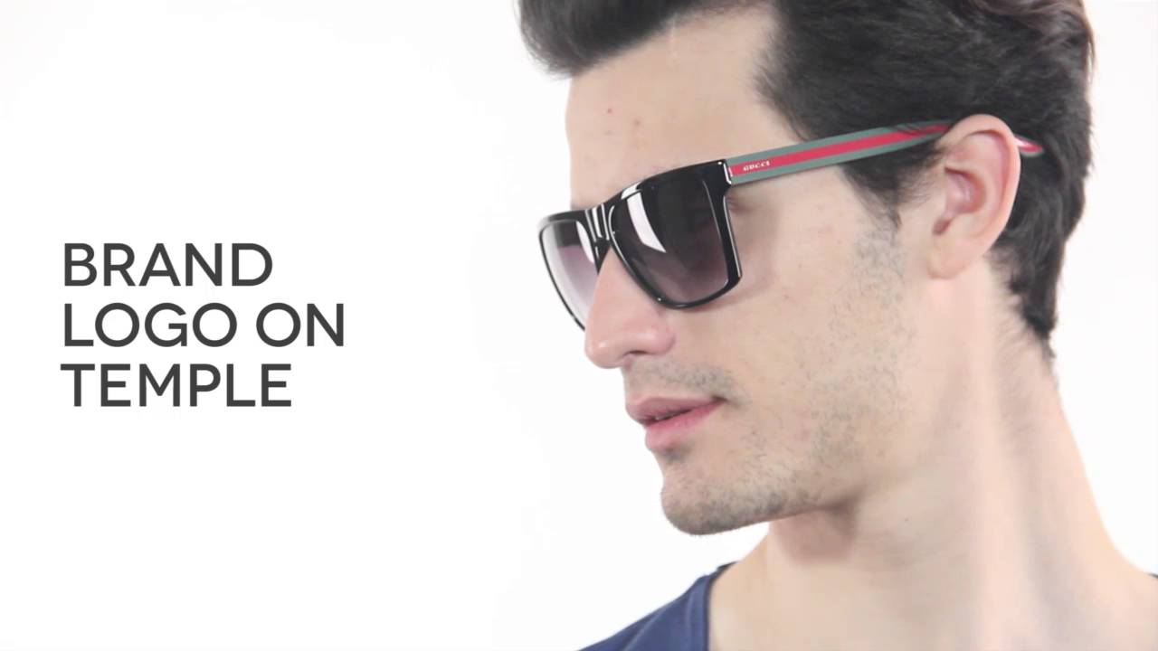 Gucci GG 3535 S Sunglasses Review  VisionDirect - YouTube 867d0f8500