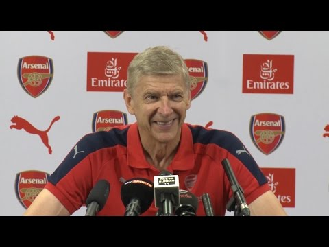 Arsene Wenger Full Pre-Match Press Conference - Hull v Arsenal