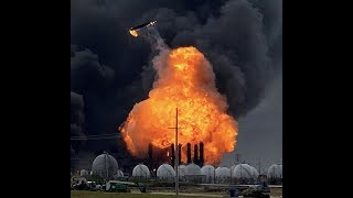 """Breaking """"Massive Explosion Texas Chemical Plant 2 Dead"""""""