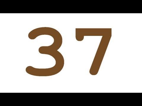 37 >> 37 Numberphile Youtube