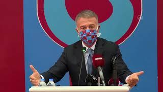 Ahmet Ağaoğlu'dan transfer ve limit müjdesi I Trabzonspor