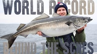 Small Fish Stories - Andørja world record expedition, behind the scenes