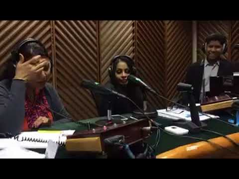 Radio Kuwait  93.3 FM Bangla Program 25 December  BY Ashraful Alam