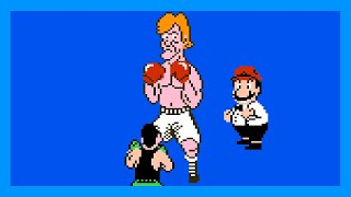 Mike Tyson's Punch-Out!! (FC/NES)