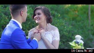Свадьба в сентябре это очень красиво. Свадьба Максима и Анастасию.