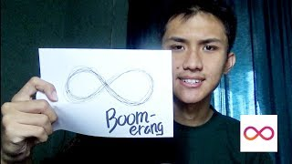 5 Cara Simpel Boomerang Kreatif!  Vlog Produktif #11
