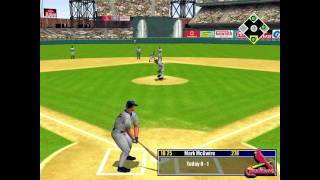 Triple Play 2001: Cardinals Vs. Rockies