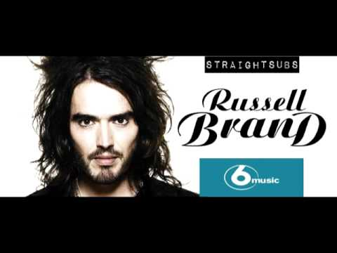Russell Brand Radio Show 6 Music - 8 October 2006