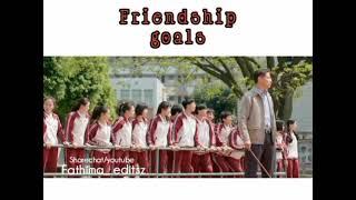 True friendship goals tamil song status yaar enna sonnalum  💕💕