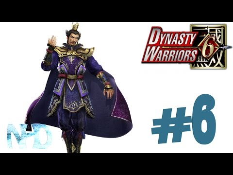 Let's Play Dynasty Warriors 6 Cao Cao (Wei pt6) Battle of Wu Zhang Plains