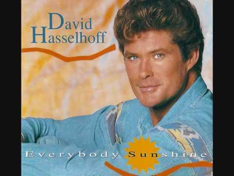David Hasselhoff - Everybody Sunshine