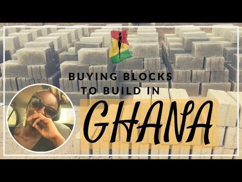 How to buy the best building blocks in Ghana