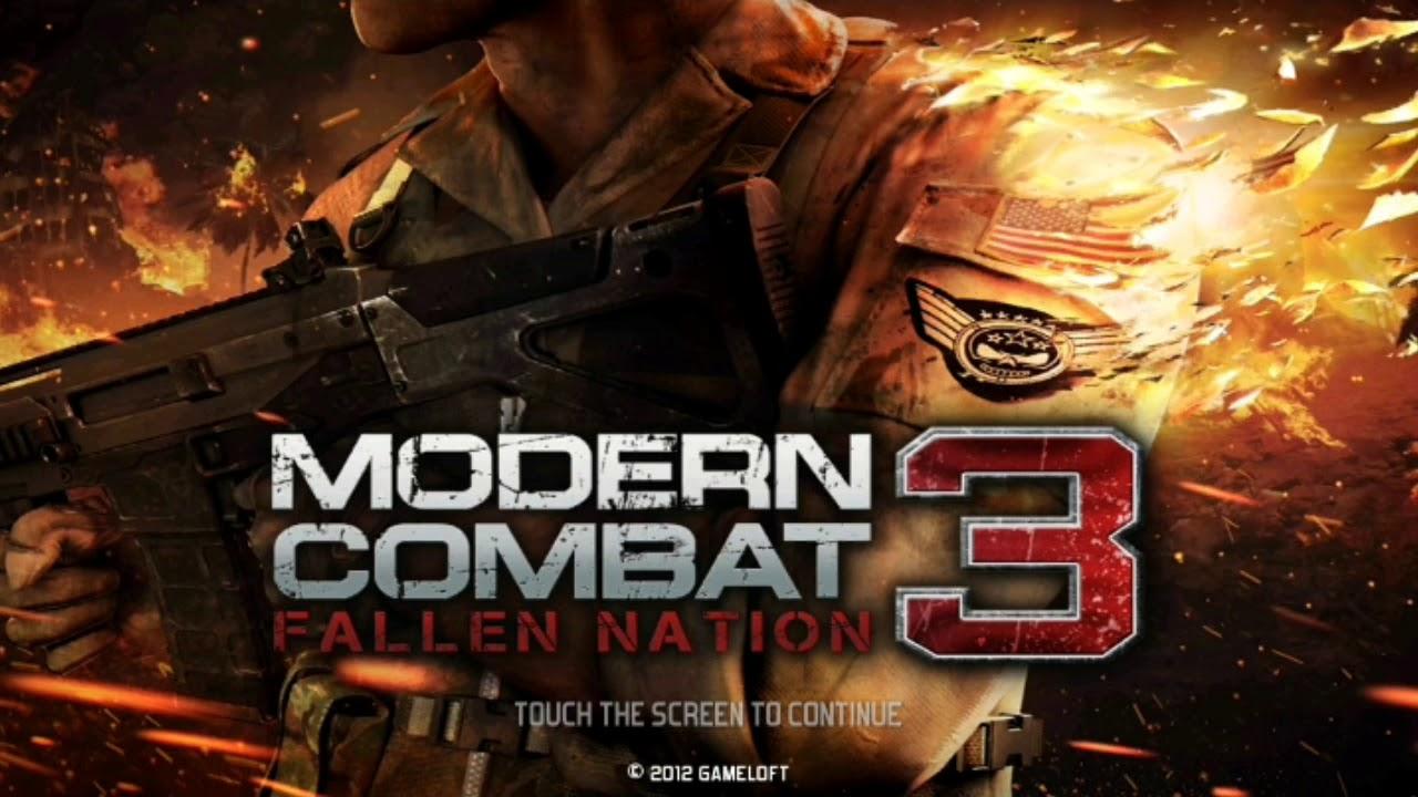 modern combat 3 hack apk