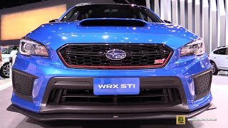 2018 Subaru WRX STI Type RA - Exterior and Interior Walkaround - 2017 LA Auto Show