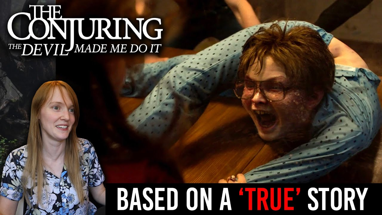 The Conjuring 3: The Devil Made me BORED | Real Story Explained