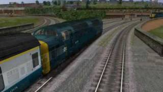 British Rail Class 55 Deltic - Rail Simulator