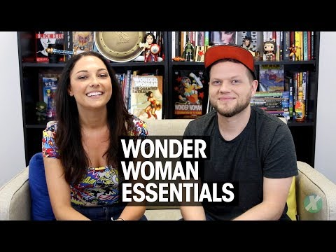Wonder Woman Essentials