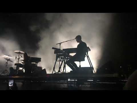 James Blake performs Mile High ft Travis Scott for the first time at III POINTS Festival